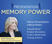 Memory Power Presentation Memory Power