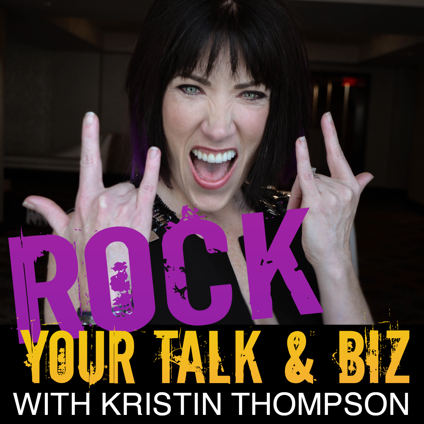 RYBL057: BONUS EP! Rock Your Talk Business Blueprint with Kristin Thompson