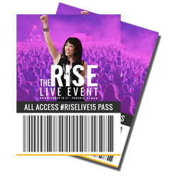 Sell Tickets to a Live Event from Your Talk